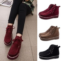 B5011,Boots fashion vintage martin boots female elevator cow muscle outsole scrub women's motorcycle boots shoes boots