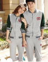 2014 Hot Sales Fashion Punk Men Sweatshirt Outerwear British Flag Hoodies & Sweatshirts Jacket Sweatshirt Cardigan