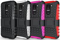 Future Armor Heavy Duty Hard Stand Case for LG G2 Mini D620 D410 2014 New Cell Phone Cases 3pcs/lot =( 1 Case + 1 Flim + 1 Pen )