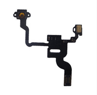 High Quality Power On|Off Button Switch Proximity Light Sensor Flex Cable Repair Parts For iPhone 4 4G