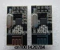 10PCS/LOT NRF24L01+ wireless data transmission module 2.4G / the NRF24L01 upgrade version