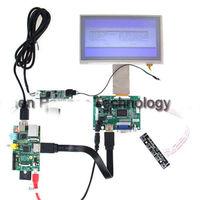 9 Inch TFT LCD Monitor Touch Screen   Driver Board HDMI VGA For Raspberry Pi B B