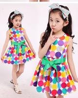 Free shipping Hot !Retail princess summer 1pcs baby girls dancing clothing princess children tutu kids dress baby girl skirts
