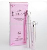 Relian 8039 Pink  Eyelash Extension  Mascara Set 3D FIBER LASHES  Waterproof Transplanting Gel & Natural Fibers Makeup Cosmetics