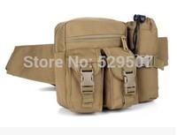 Outdoor sports bottle waist pack ride chest pack travel hiking waist pack pedestrianism casual messenger bag