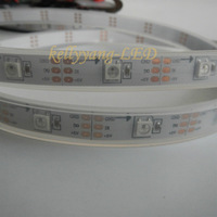 Free shipping 10M 10X1M 5V APA104 30LEDS  Dream color strip light Replace WS2812B Addressable with tracking number