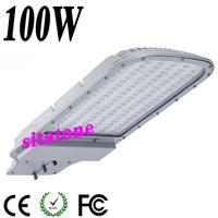 2 year warranty free shipping sale AC85-265V 100W  led street light Bridgelux 45mil 130-140lm/W 100*1w