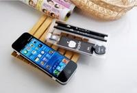 Creative apple multi-functional pencil case seven sets of plastic double pencil case Men's and women's school supplies