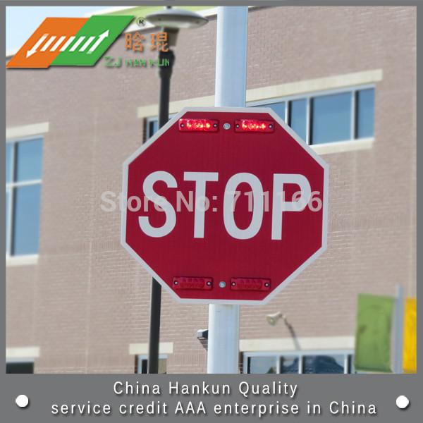Road work warning Solar Traffic Signs(China (Mainland))