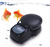 99 Days Digital LCD Automatic Anti Jam Fish Food Feeder Tank Pond Food Auto Timer/ Aquarium Auto Pet Feeder