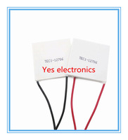 FREE SHIPPING %100 NEW TEC1-12706 12706 TEC Thermoelectric Cooler Peltier 12V New of semiconductor refrigeration