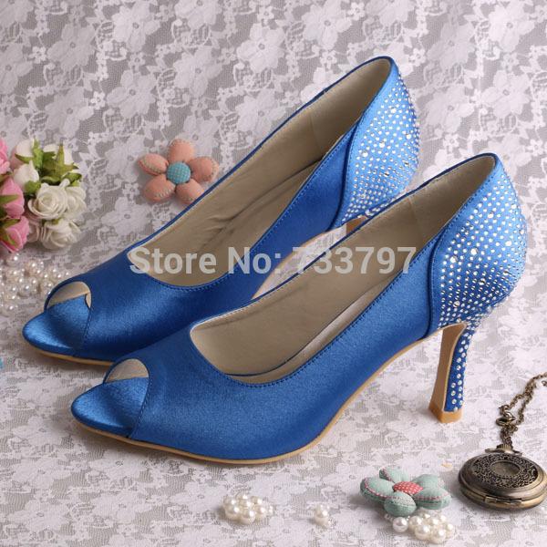 Туфли на высоком каблуке Magic Bride MQW-779