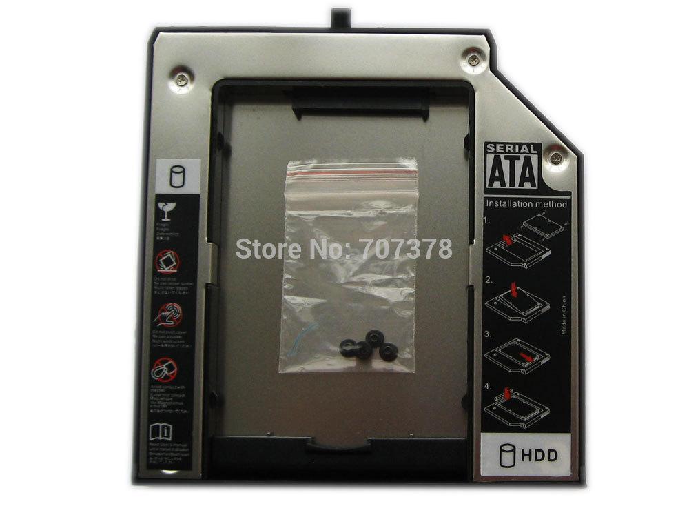 Oem 2nd Ssd Hdd Hard Drive Caddy for Ibm Lenovo Thinkpad W710(China (Mainland))