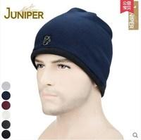 Juniper autumn and winter new men's hat fleece protective ear cap Baotou hat head cap female warm winter cap