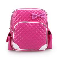 Girls Princess cartoon Satchel  lovely coriaceous bag PU bag free shopping