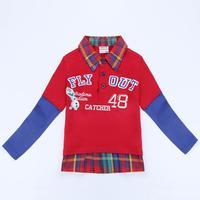 Kids Clothing Boys T Shirt Nova Brand Childrren Clothes Novelty Frozen Spring/Autumn Long Sleeve T Shirts For Baby Boys