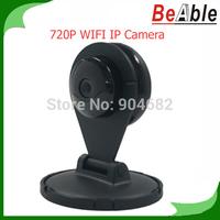 1.0 Megapixel IP Camera 720P Video Push IR Night Vision Support 2 way Audio, Motion Detect Recording IP Camera Wireless WIFI