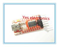 Free shipping 1pcs FT232RL FT232 FTDI USB 3.3V 5.5V to TTL Serial Adapter Module for Arduino Mini Port