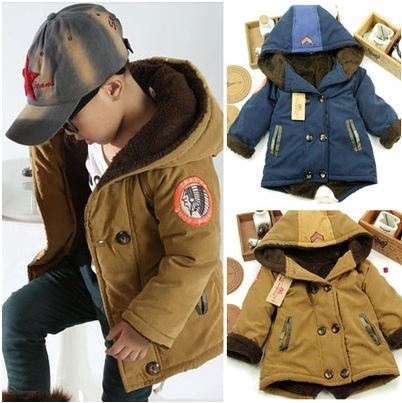 Children'S Parka Coats - Sm Coats