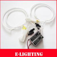 Ultra Bright Headlight illumination CCFL Angel Eyes Halo Ring Bulb Kit for BMW E53 / X5(99-04)