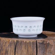Handmade Porcelain Gaiwan Tea Set Ceramic Gaiwan Tea Cups chinese tea service