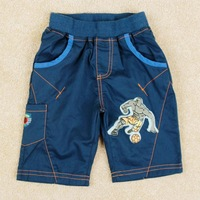 Baby boy shorts new arrival 5 Pieces/Lot Summer shorts for boy kids Casual design children boy pants D4953