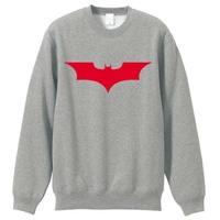 2014 new autumn and winter Batman 3 The Dark Knight Rises plus thick velvet round neck sweater men hedging Ms. hoodies man hoody