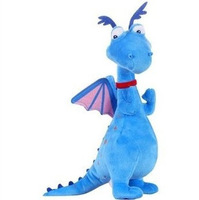 Free shipping Original Doc McStuffins Toy Plush Dragon Stuffy 30cm Cute Stuffed Animals Soft Toys Brinquedos Kids Toys Gift