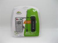 New RTL-SDR / FM+DAB / DVB-T USB 2.0 Mini Digital TV Stick DVBT Dongle SDR with RTL2832U & R820T Tuner Receiver + Remote Control