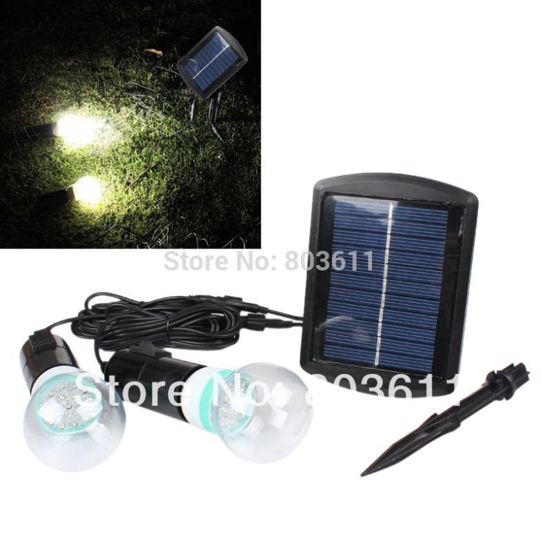 Niza solar exterior autoalimentado de iluminaci n led - Iluminacion solar exterior ...