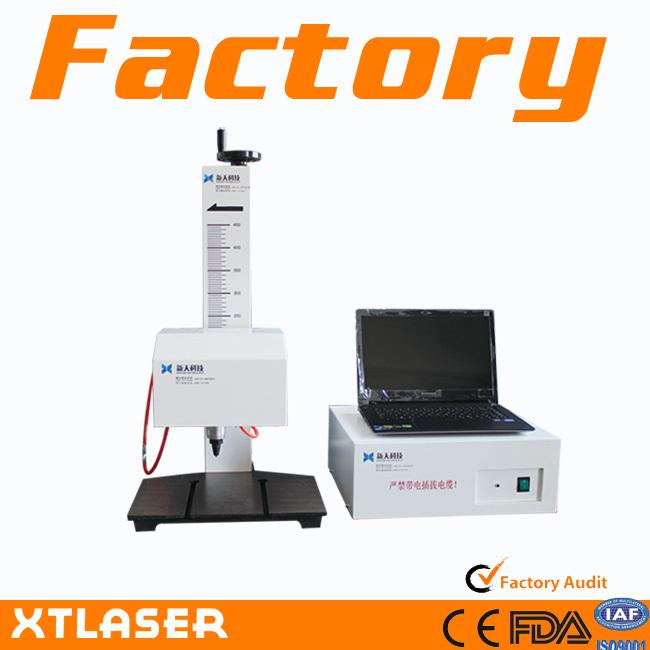 xt laser( deaktop tipo) máquina pneumática marcação(China (Mainland))