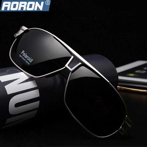 2015 Polarized sunglasses Men's Car Driving Brand glasses Aviator outdoor Sports 100% UV400 sun Goggle Eyewear(China (Mainland))