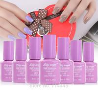 Soft Barbie Cute Nail Gel Polish Smooth Beauty Nail Art Cosmetic Natural Nontoxic Nail Care Fashion Long-lasting Stage Makeup