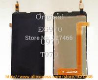 Free shipping new original LCD Display +digitizer touch Screen FOR Hisense EG970 / U970 / T970
