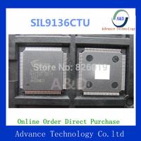 SIL9136CTU SILICON QFP