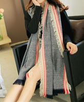 spain for winter new fashion for woman scarf big long shawl warm shawl r unisex acrylic basic wrap scarves
