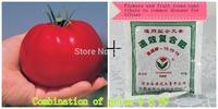 Big promoiton----100 tomato vegetable seeds + 1bag fertilizers , Free Shipping