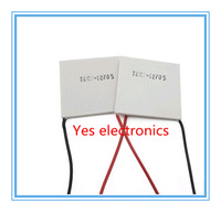 100% New the cheapest price TEC1 12705 TEC 1 12705 42.5W 15.4V 5A TEC Thermoelectric Cooler Peltier (TEC1-12705)