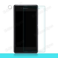 hk free shipping 10pc/tvc-mall NILLKIN H Nanometer Anti-Explosion Glass Screen Protector Film for Sony Xperia E3 D2203 D2206