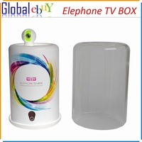 Original Elephone TV BOX RK3188 1.6GHz Quad Core 1GB RAM 8G NAND Flash Android 4.4 5MP Camera TV BOX With Remote Control