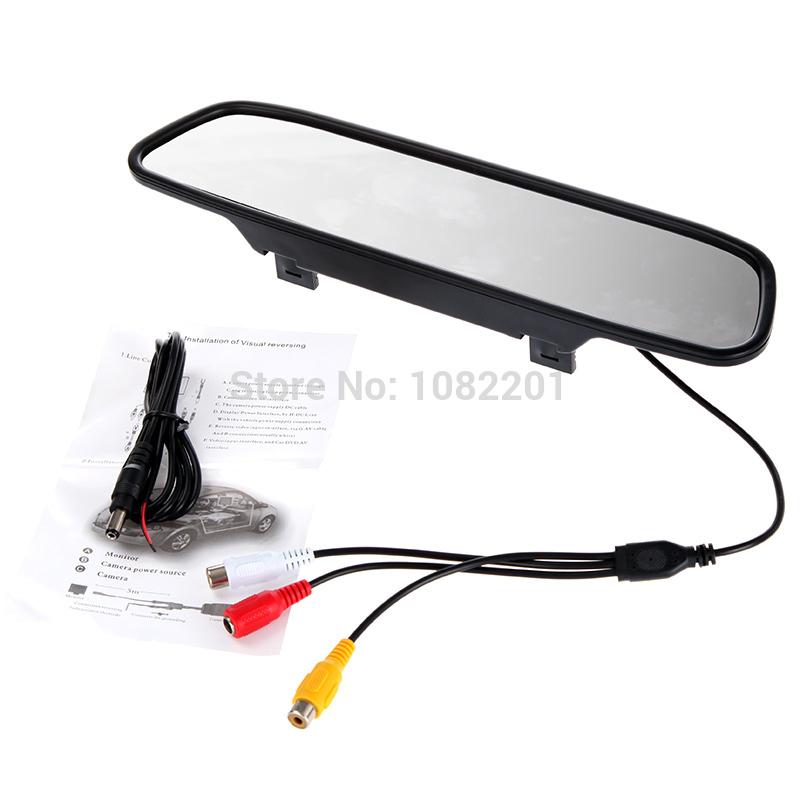 Автомобильный монитор 4.3 TFT LCD 4,3/16:9 DC 12V DVD автомобильный монитор 4 3 раскладной