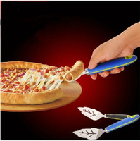 Professional Pizza Shovel with Non-stick Handle Cake Pizza Server Peels Kitchen Tools Bake Cooking
