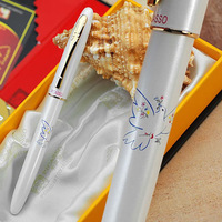 2014 Newest Valin Pen New Design Metal Set Pen - Collection Model Fountain Pen Fashion Promotional Pens Gifts Hot Selling