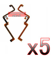 5x New LCD Flex Cable For Panasonic NV-GS250 GS258 Replacement