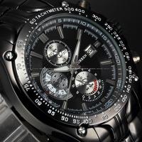 2014 CURREN casual quartz watch men sports watches men luxury brand military wristwatches full steel men watch relogio masculino