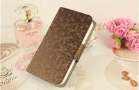 Pu Leather Wallet Mobile Phone Cases For Nokia Lumia 830 Phone Bag With Card Holder and View Stand