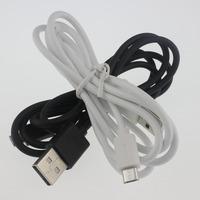 1pcs Universal Micro USB Data Charger Cable For xiaomi 3 Mi3 MI2s 2 2A redmi note for Samsung Galaxy s3 HTC for  Lenovo  Meizu