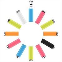 Original Xiaomi MIkey Quick Button Xiaomi Mi Key Button Smart 3.5 mm Audio Jack Dustproof Plug for Xiaomi Phones