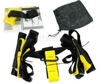 Home Exerciser Training Fitness Equipment Spring Chest Developer Exerciser Hanging Belt Resistance Set Resistance Bands12309