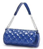 2014 European Style High Quality PU Leather Mini Shoulder Bag Desigual Candy Color Fashion Handbags Rhombus Check Pattern